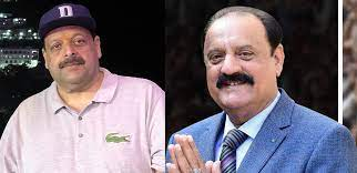 Two prominent leaders Devender Rana, Slathia resign from NC