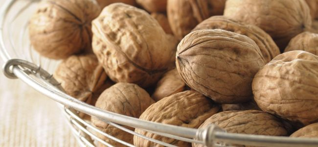First consignment of Kashmir walnuts from Budgam despatched