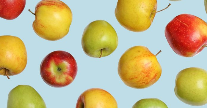6 Apple Varieties Are Being Recalled for Potential Listeria