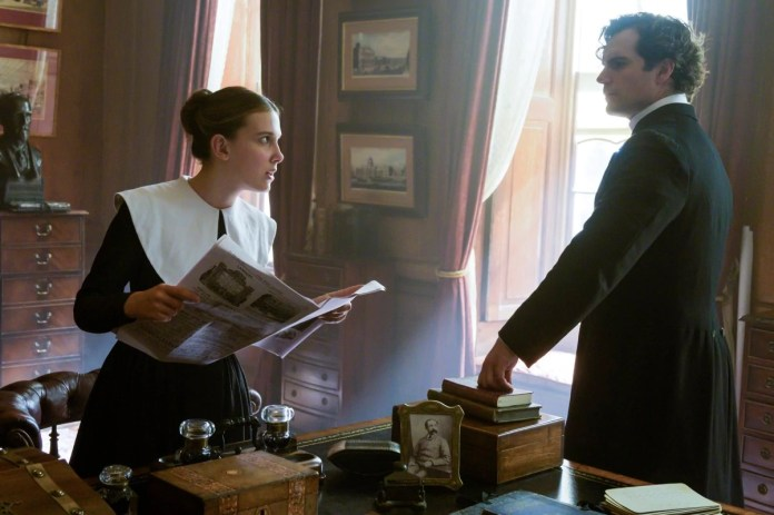 Enola Holmes Review: A Feminist Sherlock Spin-Off for the Brexit Era