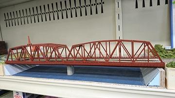 鉄橋のモジュール