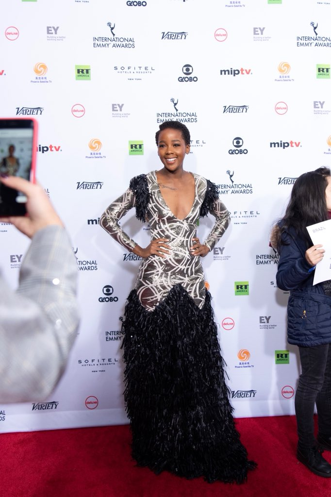 Thuso Mbedu fails to win an award at the Emmys