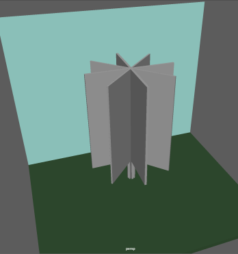 step3- extrude the sides