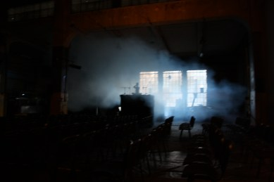 show time on a 3 meter platform !