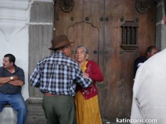 Antigua, wieczorny odpoczyenk w rytm lokalnej muzyki