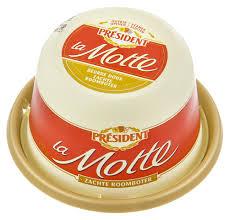 Masło w opakowaniu, które służy za maselniczkę