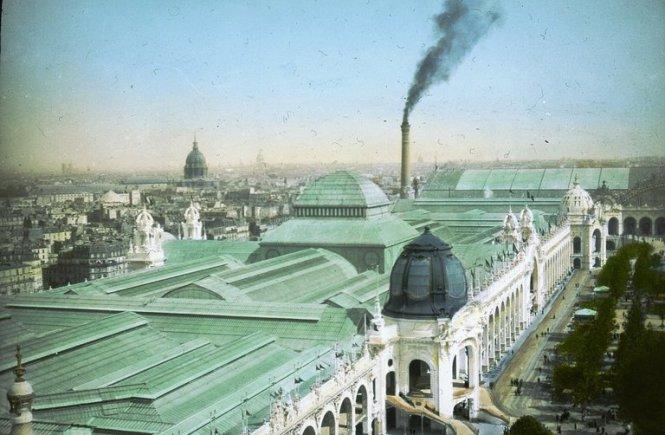Stare zdjęcia paryża