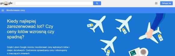 wyszukiwarki tanich lotów