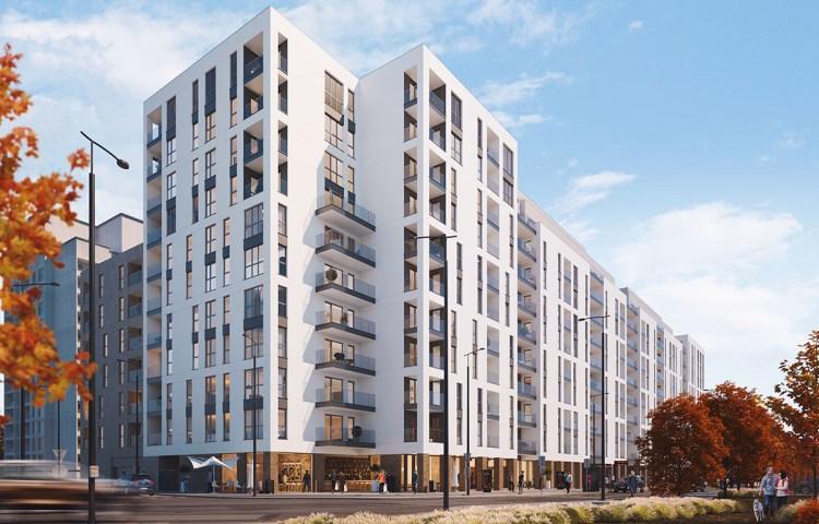 Świetnie zlokalizowane nowe osiedle Primo – róg ul. Lindleya i Węglowej