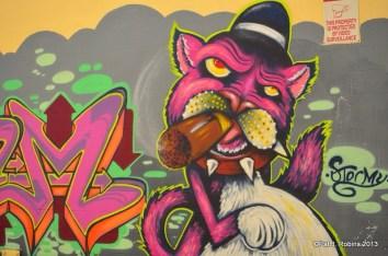 Kansas City Street Art/Graffiti-Call Me Pat