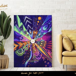 Obraz The Zodiac Collection (Active Your Inner Power)