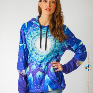 Bluza z energią Skorpiona (The Zodiac Collection)