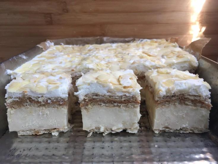 Ciasto Migdałowiec