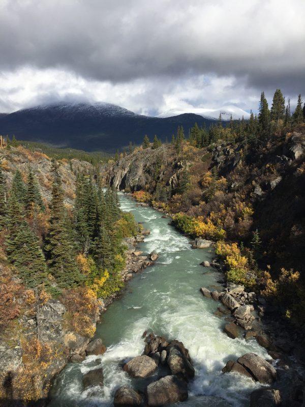 river mountains
