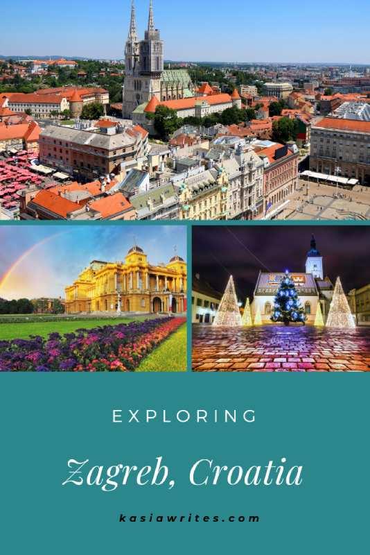 explore Zagreb Croatia