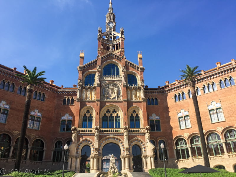 Gaudi archiecture