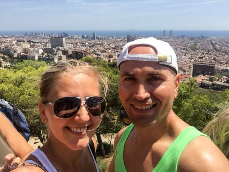 Barcelona, finding Gaudi and Sagrada Familia   kasiawrites