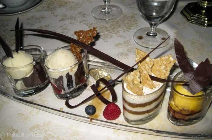 Dessert cups
