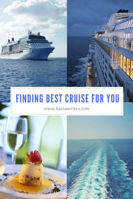 finding best cruise for you