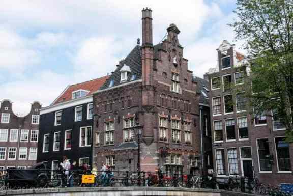 Amsterdam archiecture