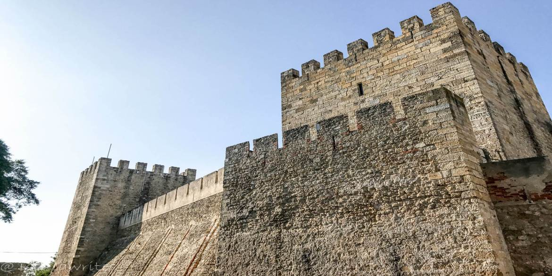 Lisbon's Castelo de Sao Jorge