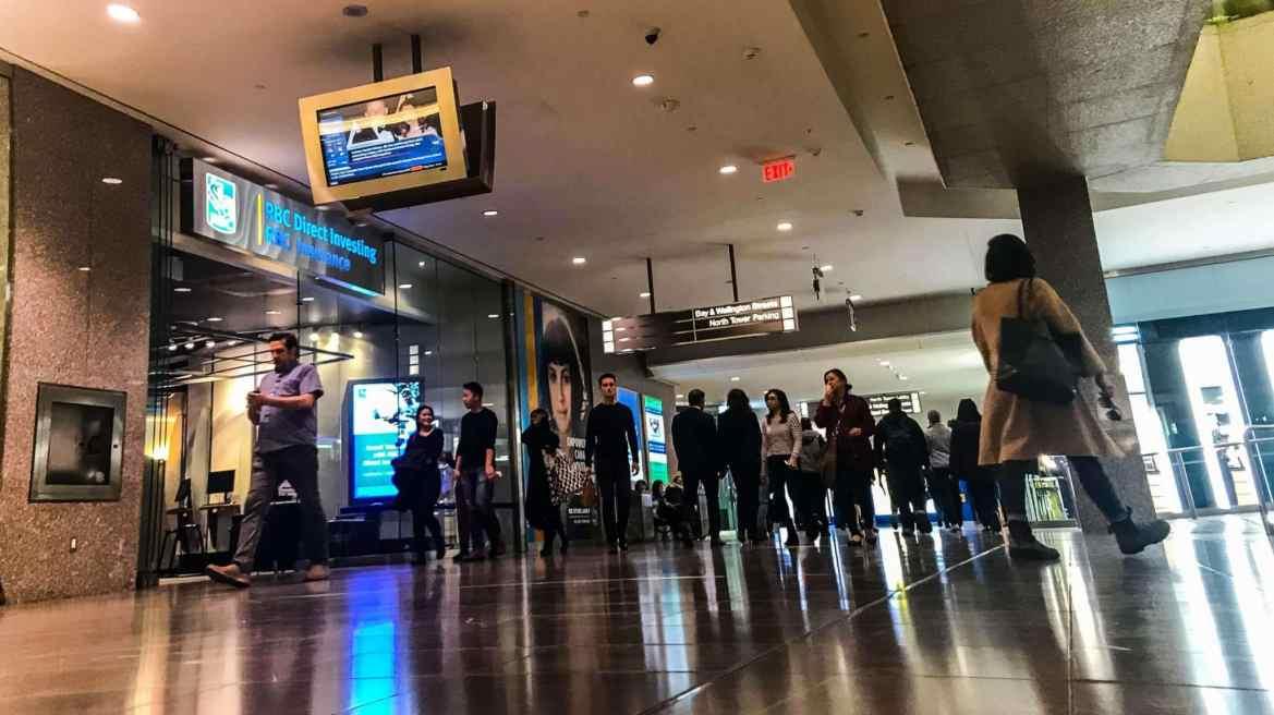 PATH: Navigating Toronto's underground tunnels