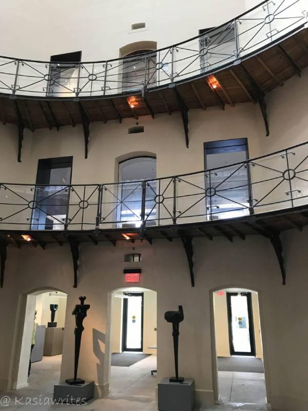 inside of Don Jail