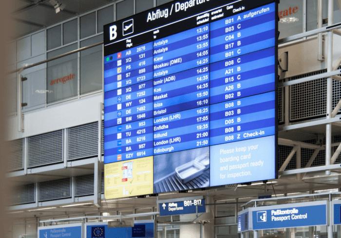 multi-destination travel planning