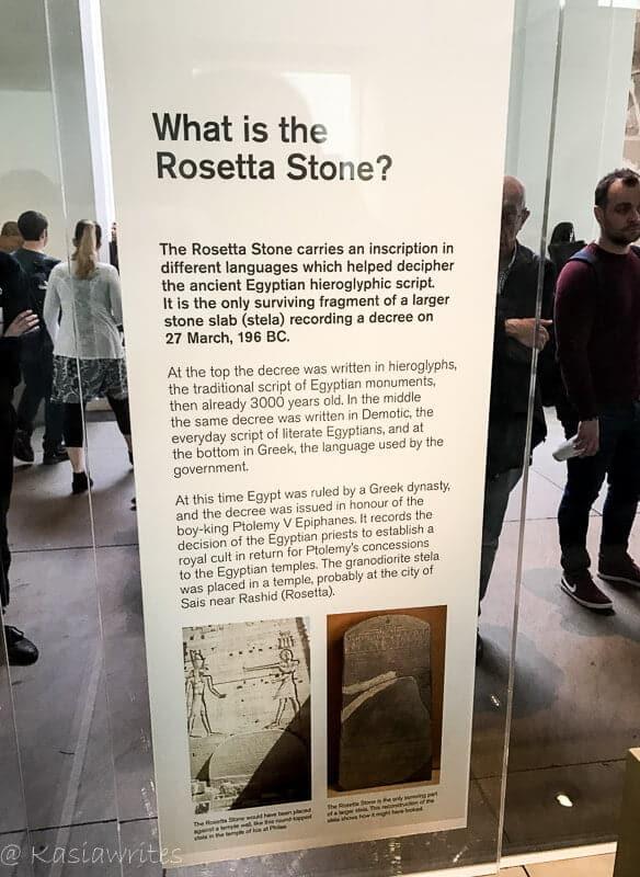 rosetta stone explanation