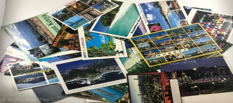 Does anyone send postcards anymore?