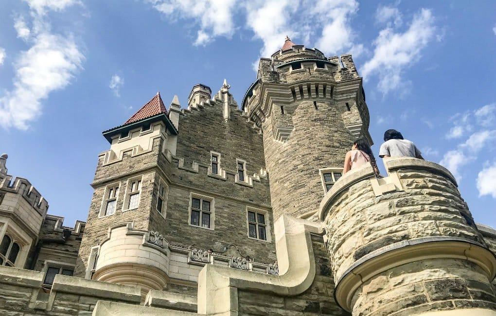 casa loma toronto castle
