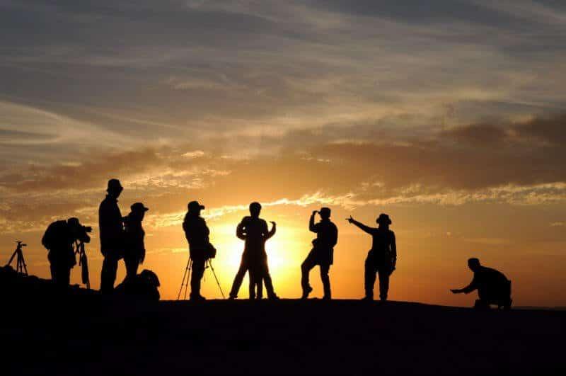 organized group tours