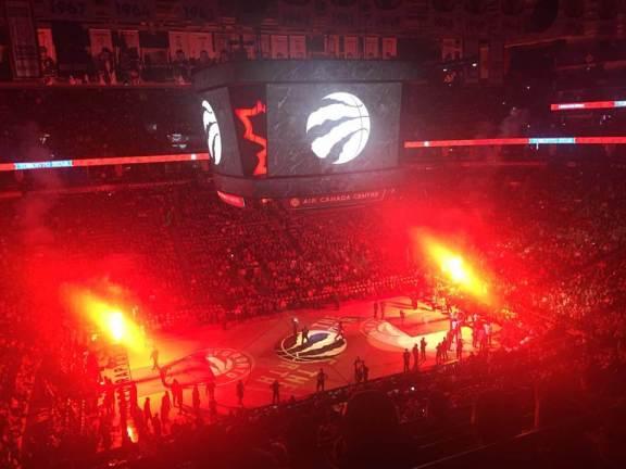 Toronto's sports teams - the Raptors