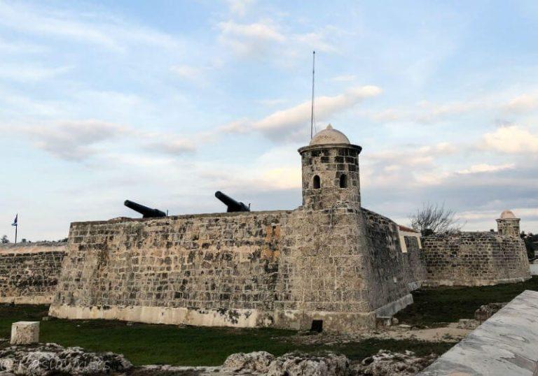 fort in Havana