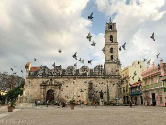 old church in Havana