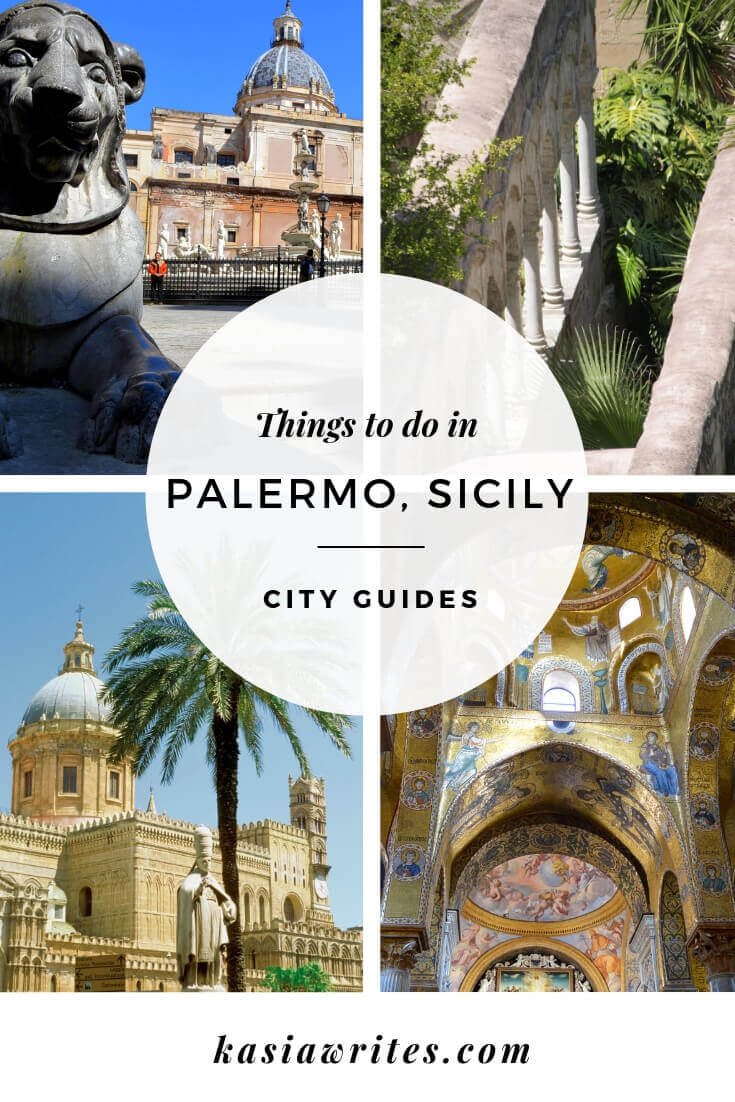 Palermo is a blend of cultures, styles and history. Discover this lesser known part of Italy and the people that built it.