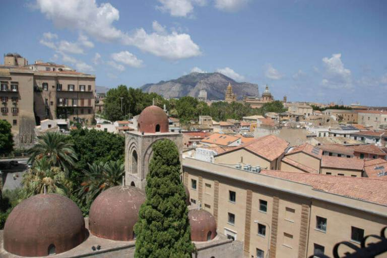 views of Palermo