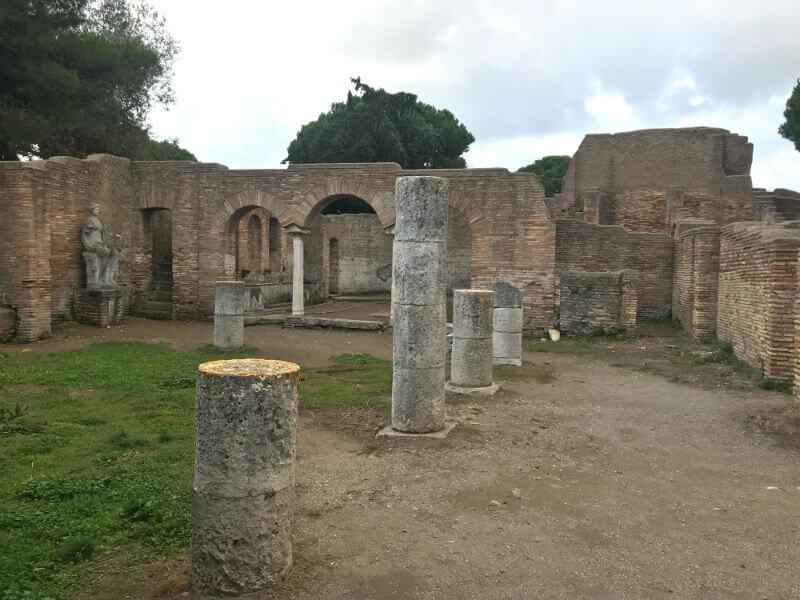 Ostia Antica & Herculaneum: 2 great alternatives to Pompeii   kasiawrites cultural travel