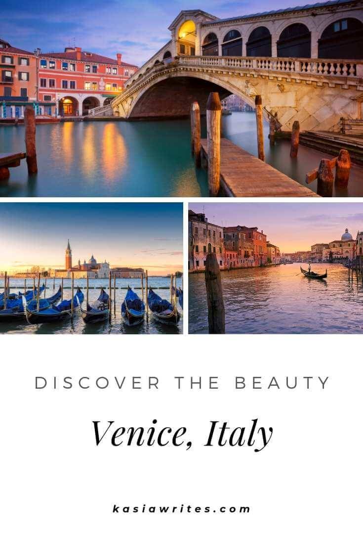 Once a powerful city state, Venice dominated trade in the Mediterranean for centuries. Today it's a beautiful place to explore and get lost in.