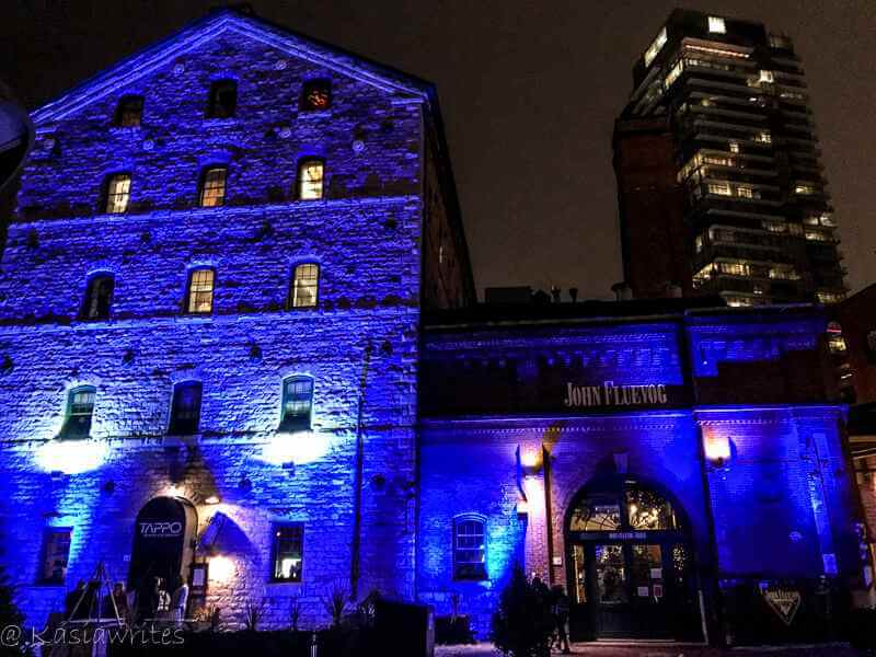 Guide to Toronto's Historic Distillery District | kasiawrites cultural travel