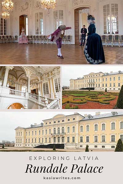 The impressive Rundale Palace: the Versailles of Latvia   kasiawrites cultural travel