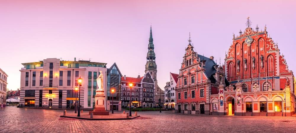 architecture is a vital part of exploring Riga