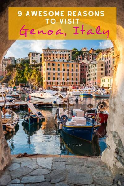 9 exciting reasons to add Genoa to your Italian itinerary | kasiawrites cultural travel