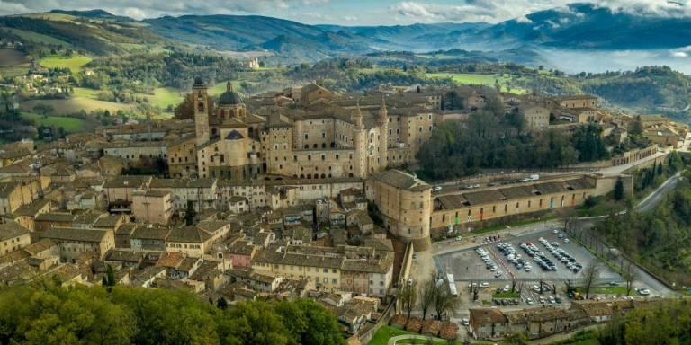 Urbino: Italy's spectacular Italian Renaissance town