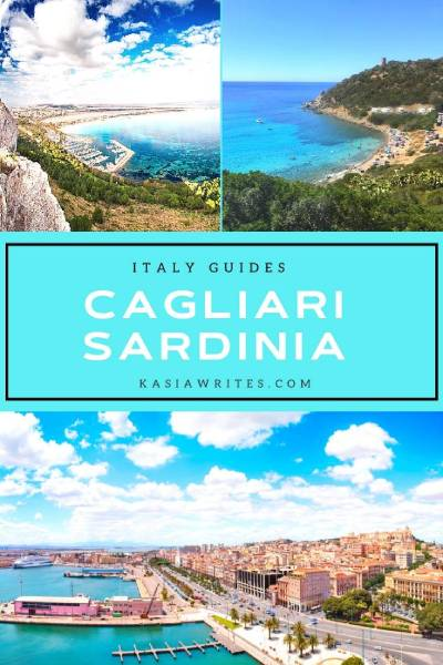Ultimate guide to things to do in Cagliari Sardinia | kasiawrites cultural travel