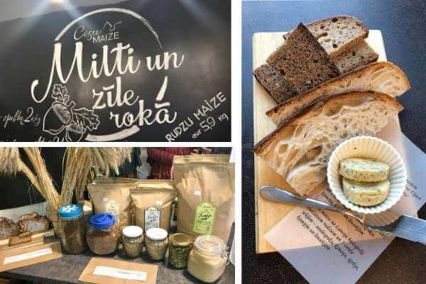 Latvian bread