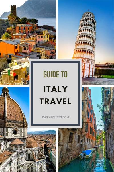 Guide to planning a trip to Italy
