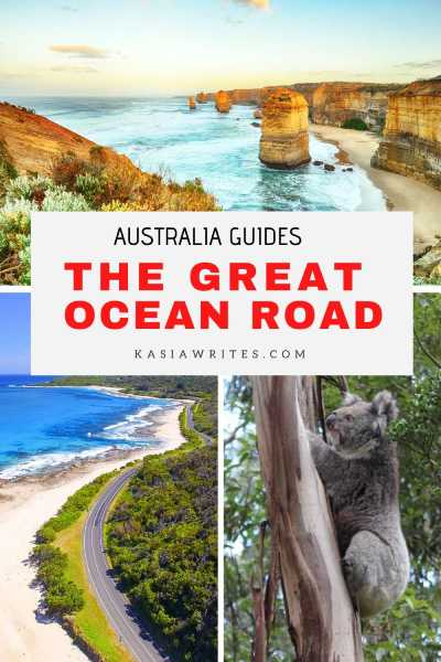 Top 5 attractions for driving the Great Ocean Road | kasiawrites cultural travel
