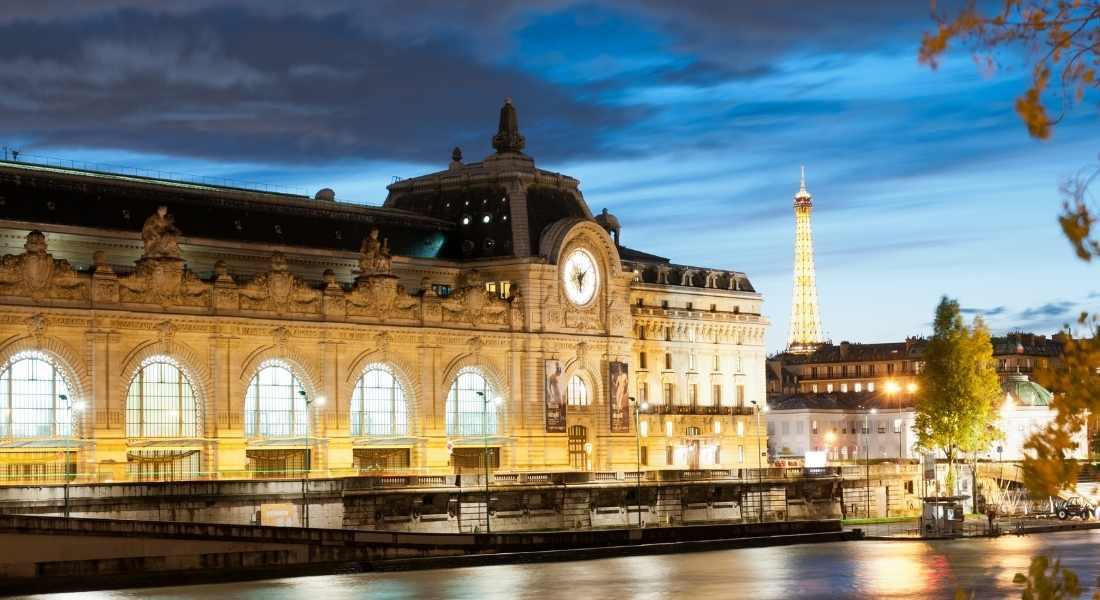 best paris museums Musée d'Orsay outside