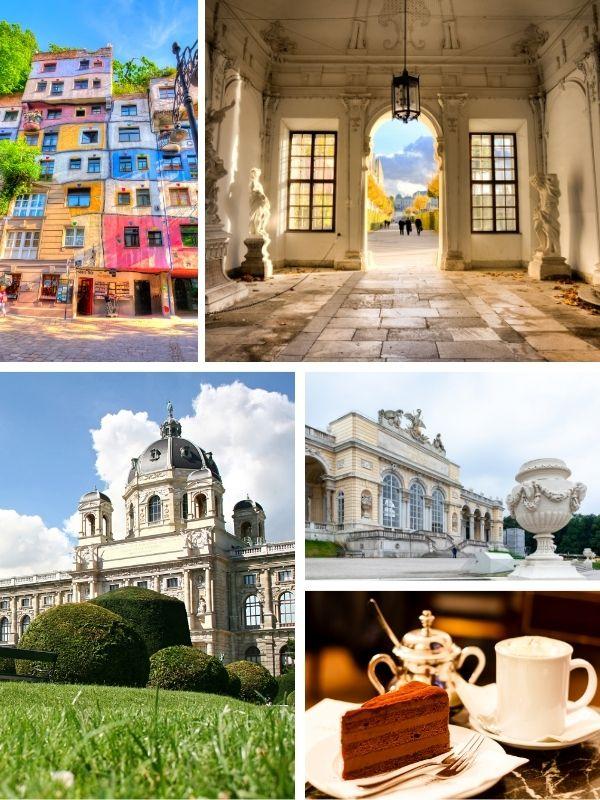 highlights of Vienna